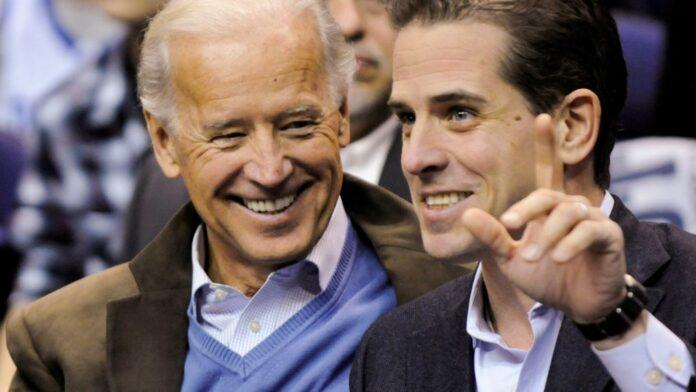 Hunter Biden & Joe Biden