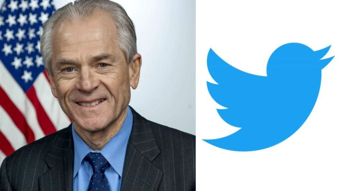 Peter Navarro Tweets