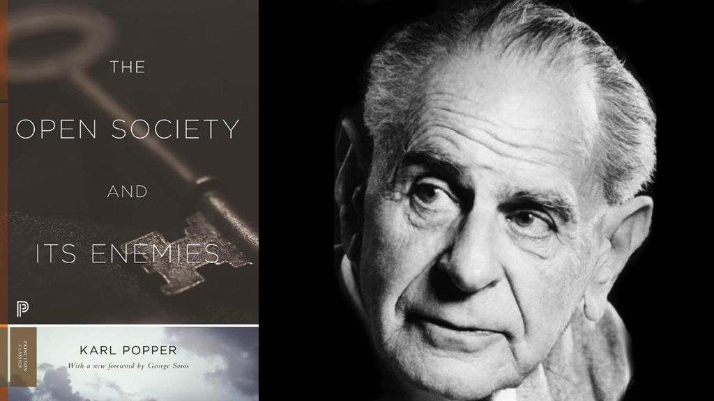 The Open Society and Its Enemies - The Book That Influenced George Soros