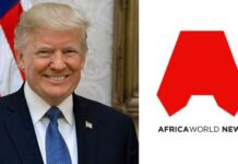 President Donald J Trump is AfricaWorld Man of the Year 2020