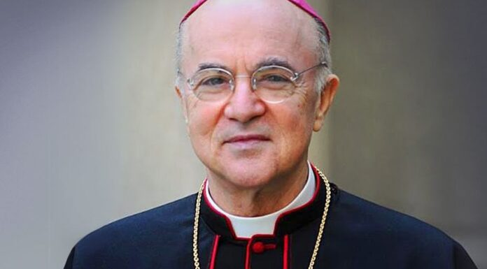 His Excellency Carlo Maria Vigano, Archbishop