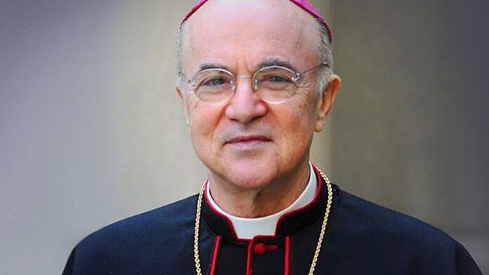 His Excellency Carlo Maria Vigano, Archbishop