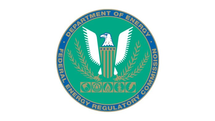U.S. Federal Energy Regulatory Commission Seal