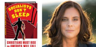 Socialists Don't Sleep: Christians Must Rise or America Will Fall by Cheryl Chumley