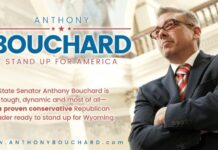 Anthony Bouchard 2022 Campaign