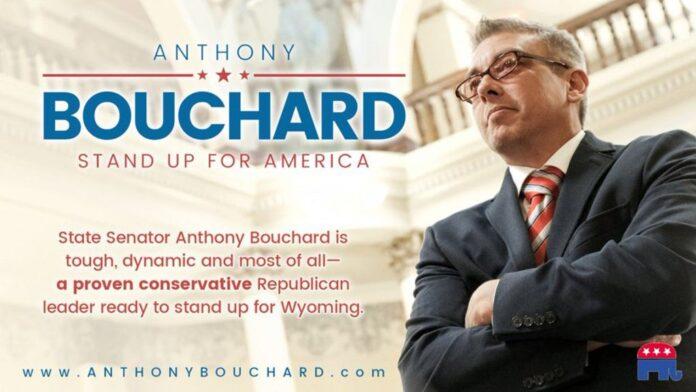 Anthony Bouchard 2022 Campaign