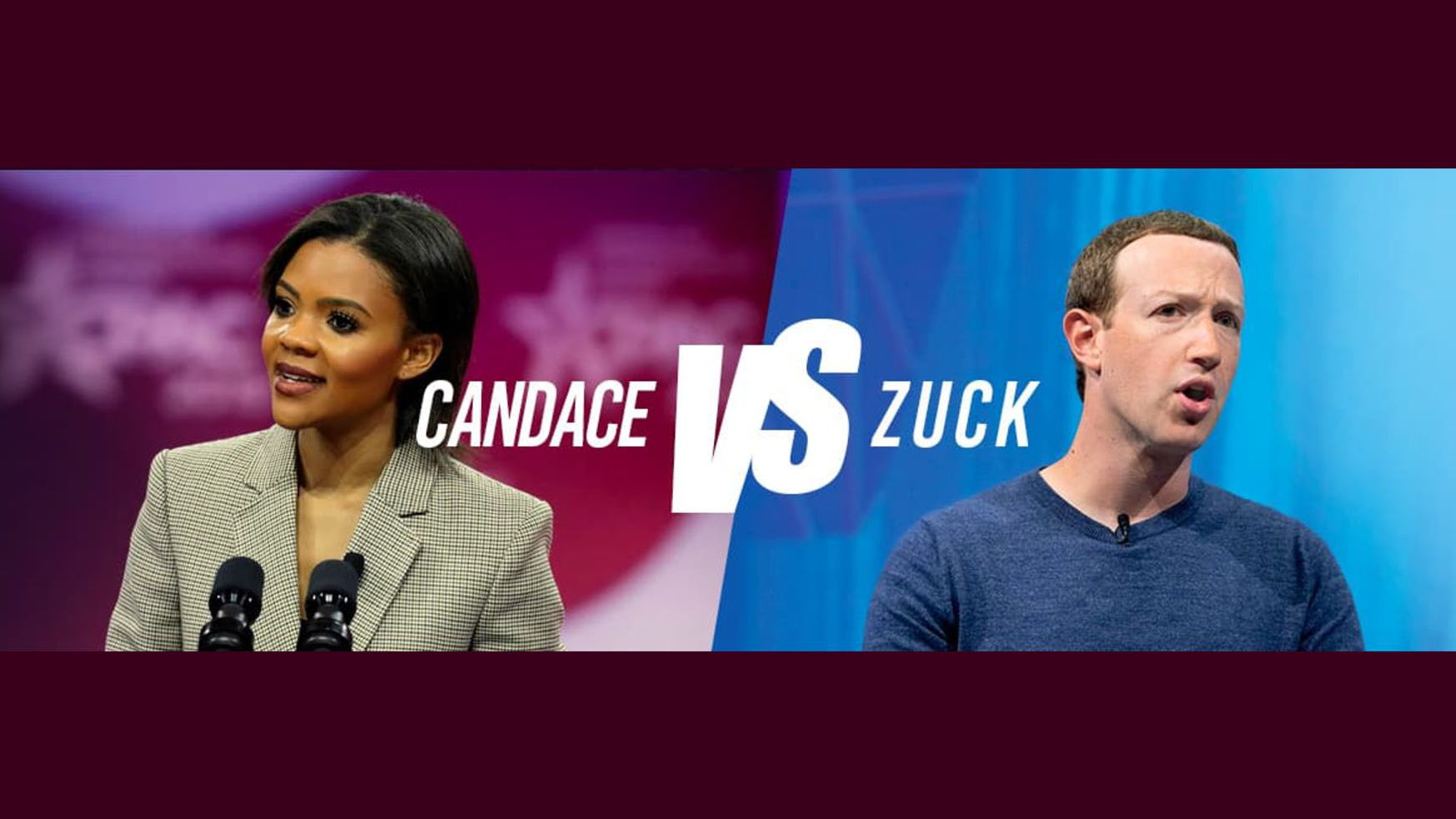 Candace Owens vs Mark Zuckerberg