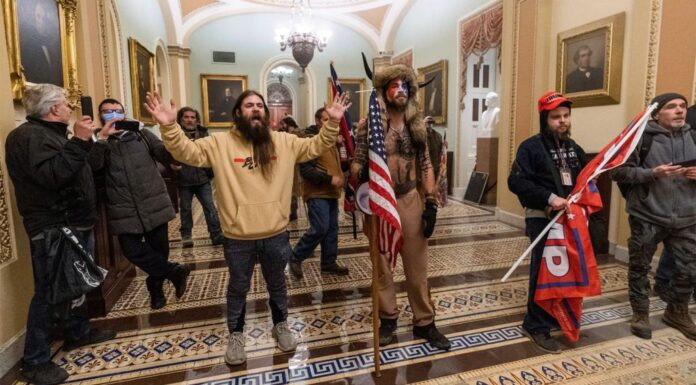 Regular conservatives are getting lumped in with lawless rioters at the Capitol building.