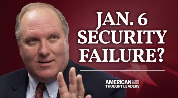 ohn Solomon: Capitol Attack Security Failures; What Crossfire Hurricane Declassified Docs Will Show