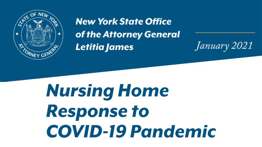 Nursing Home Response to COVID-19 Pandemic
