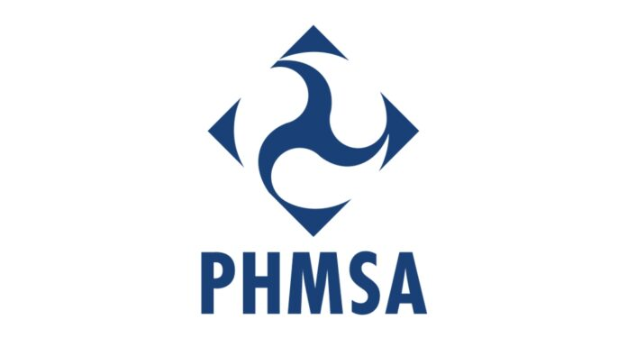 Pipeline and Hazardous Materials Safety Administration (PHMSA) Seal