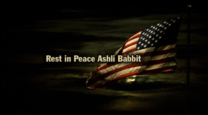 Rest In Peace Ashli Babbit