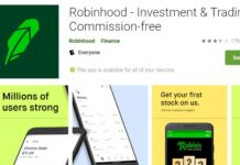 Robinhood- Investment & Trading