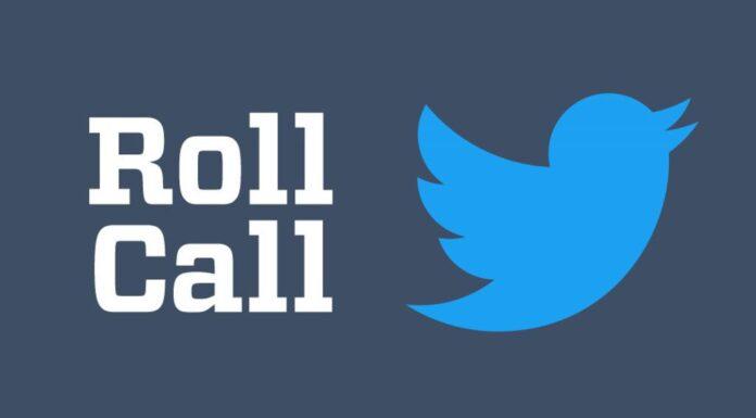 Roll Call Tweets