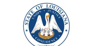 State of Louisiana Seal