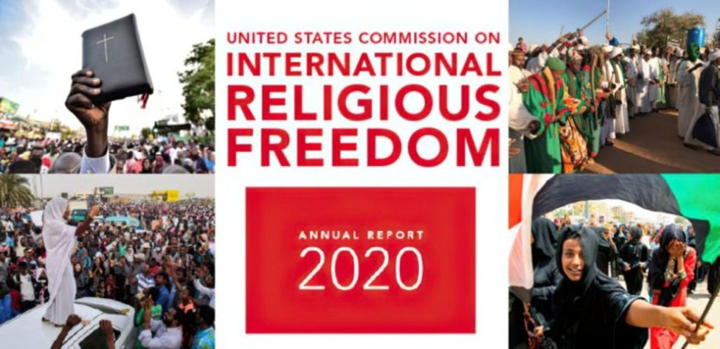 2020 Annual Report on International Religious Freedom