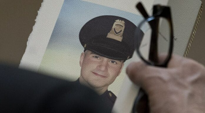 Capitol Police Officer Brian Sicknick Photo