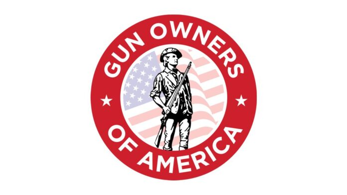 Gun Owners of America Logo