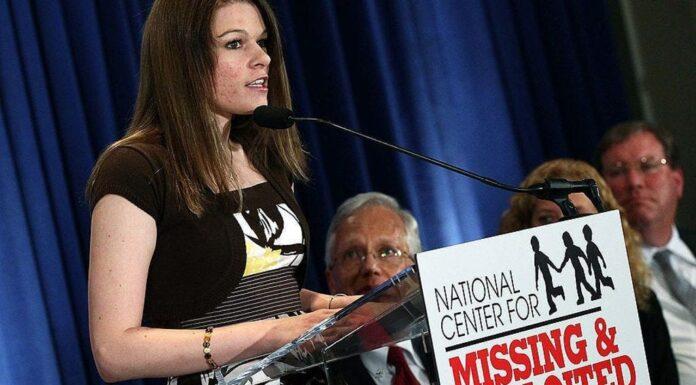 Melissa, a survivor of sexual abuse