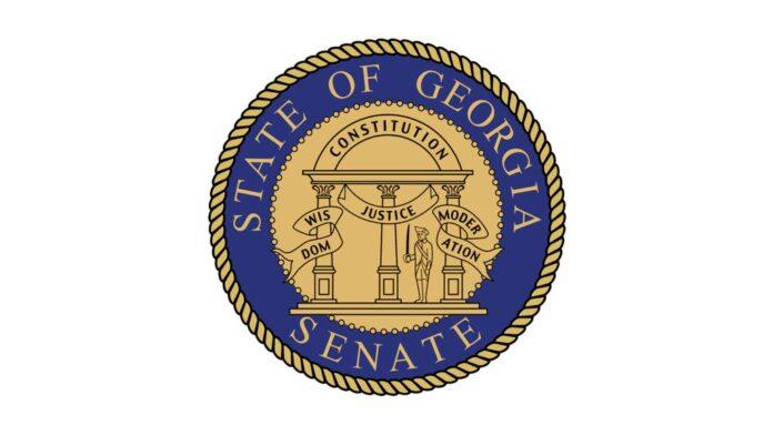 State of Georgia Senate Seal