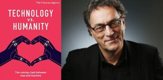 Technology vs. Humanity by Gerd Leonhard