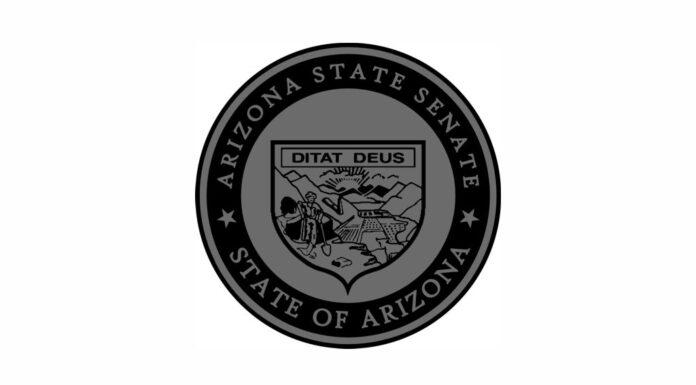 Arizona State Senate Seal