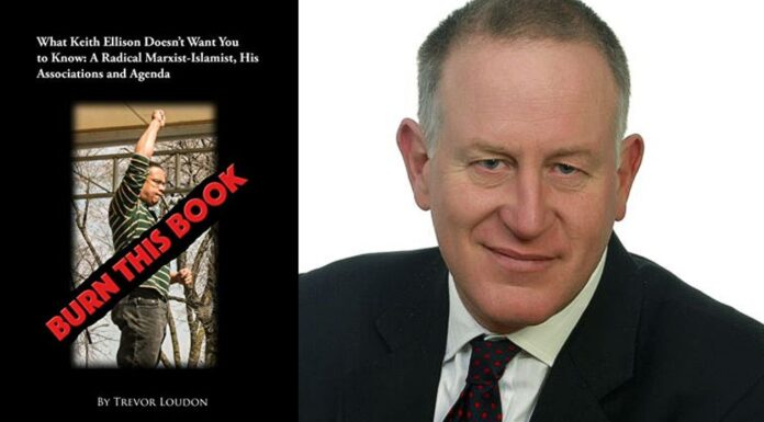 Burn This Book by Trevor Loudon