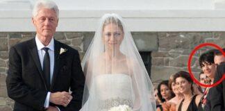 Chelsea Clinton and Ghislaine Maxwell