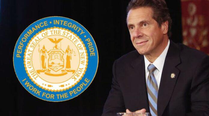 Andrew Cuomo NY Ethics Seal