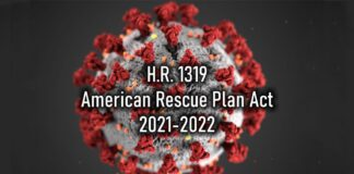 H.R. 1319 - American Rescue Plan Act of 2021-2022