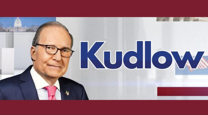 Kudlow on Fox Business