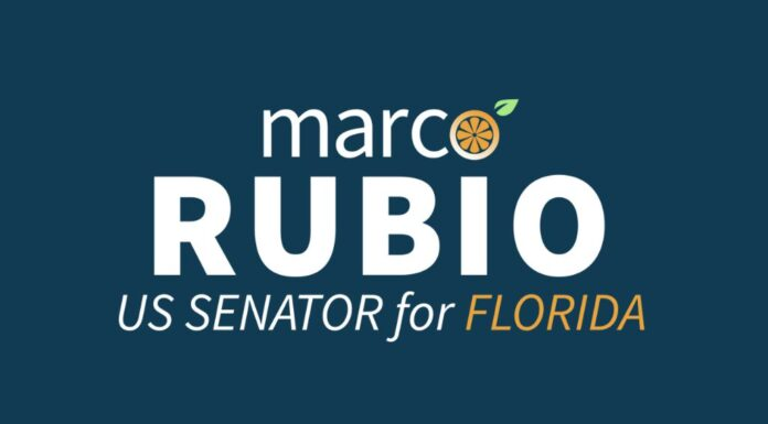 Marco Rubio US Senator for Florida