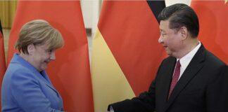 Merkel Pushes Germany First