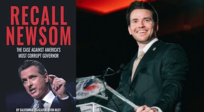 Recall Newsom: The Case Against America's Most Corrupt Governor By Kevin Kiley