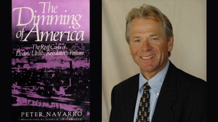 The Dimming of America By Peter Navarro