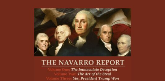 The Navarro Report Volumes 1-3