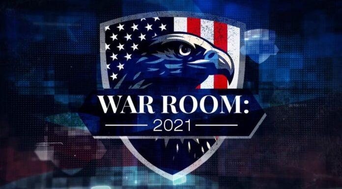 WAR ROOM 2021