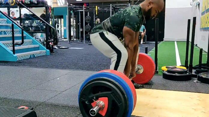 Zuby Weightlifting