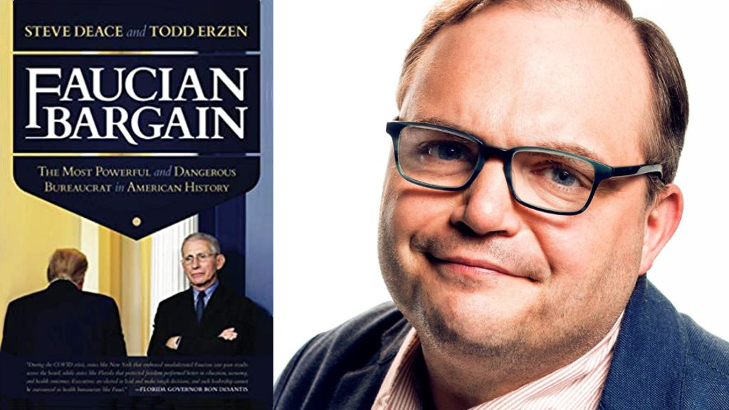 Faucian Bargain: The Most Powerful and Dangerous Bureaucrat in American History By Steve Deace