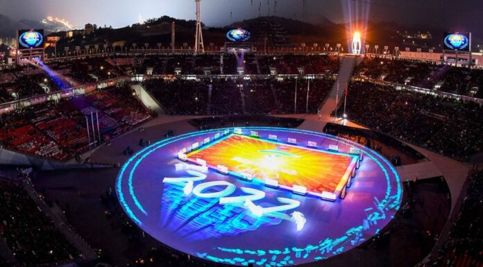 See you in Beijing! 2022 Winter Olympic
