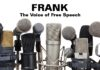 FRANK: The Voice of Free Speech