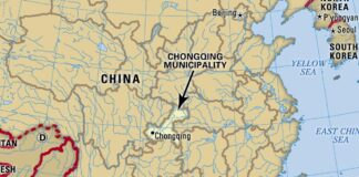 China's Chongqing Municipality