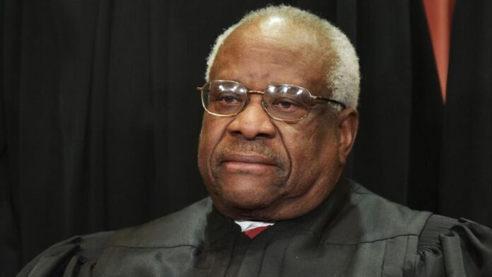Chief Justice Clarence Thomas