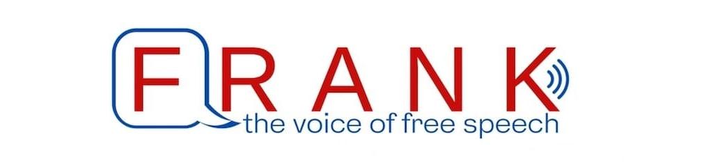 FRANK the voice of free speech social media platform