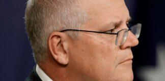 Australia's Prime Minister Scott Morrison