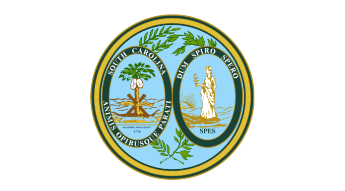Seal of South Carolina