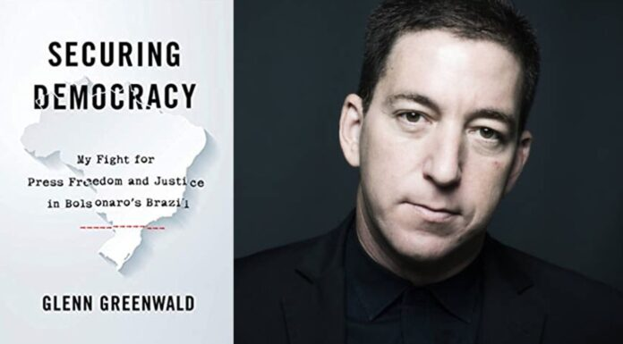Securing Democracy by Glenn Greenwald