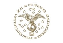 Seal of the Speaker United States House of Representatives