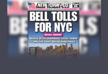 Bell Tolls For New York City