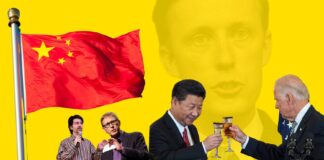 China's State Propaganda Group Boasts Control Over Western Think Tanks